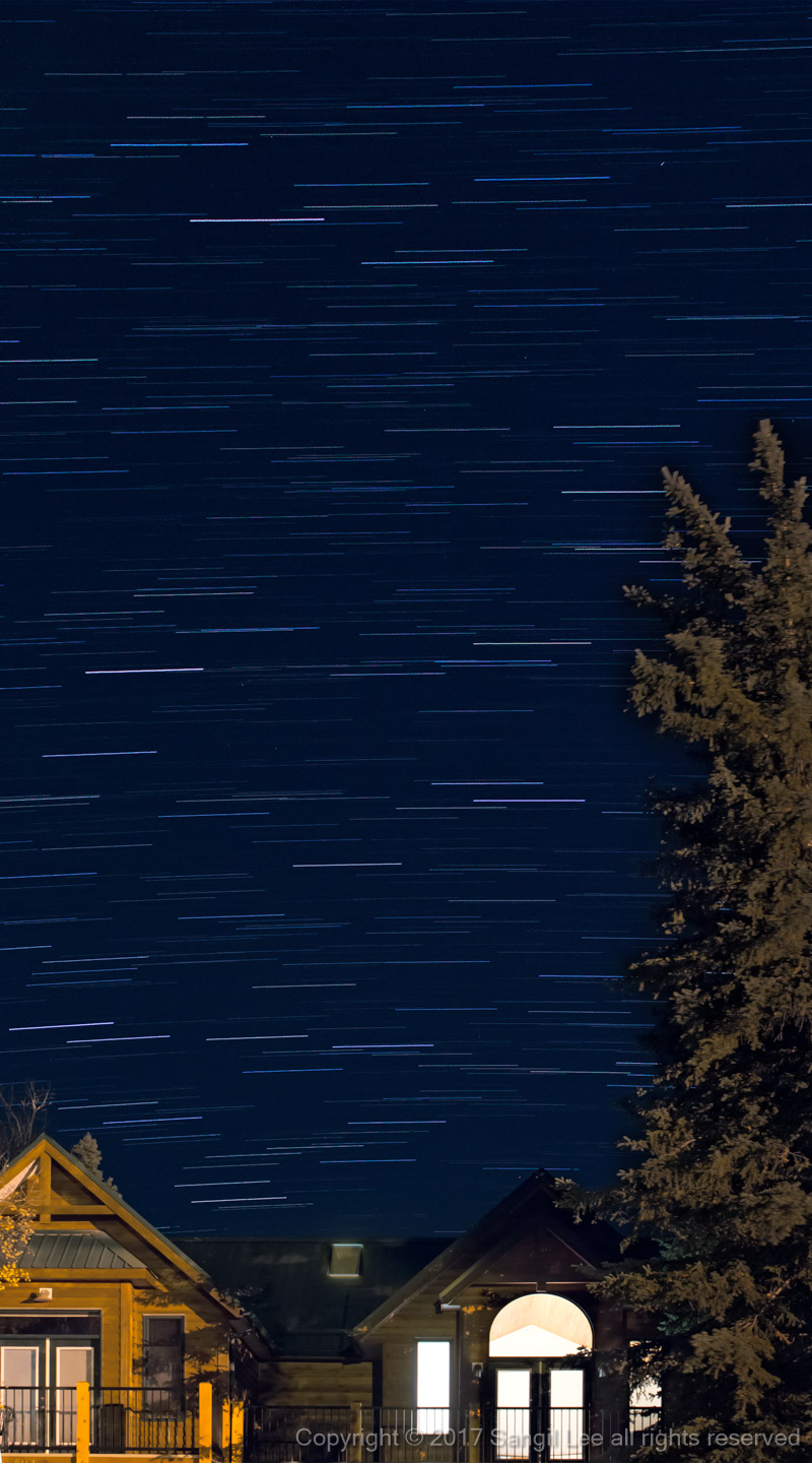 Stars at Canmore
