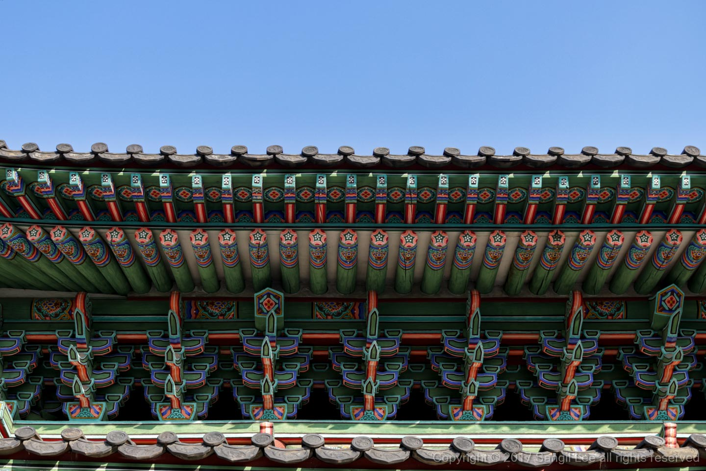 Changgeonggung palace at Seoul